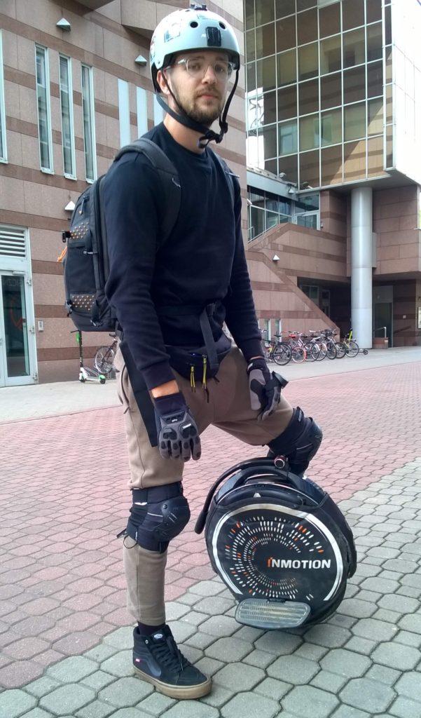 UTO monocykl