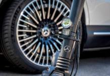 Hulajnoga Mercedes