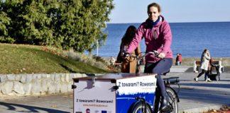 rowery cargo Gdynia