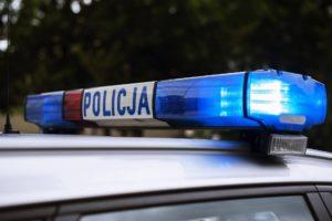 Policja kradzieże hulajnóg