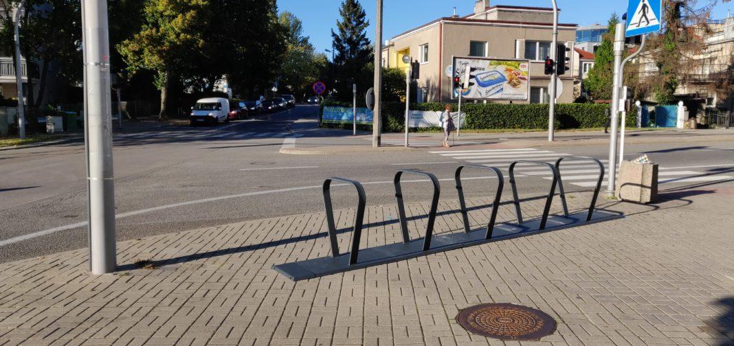 Stojaki Mevo Gdynia dialog techniczny