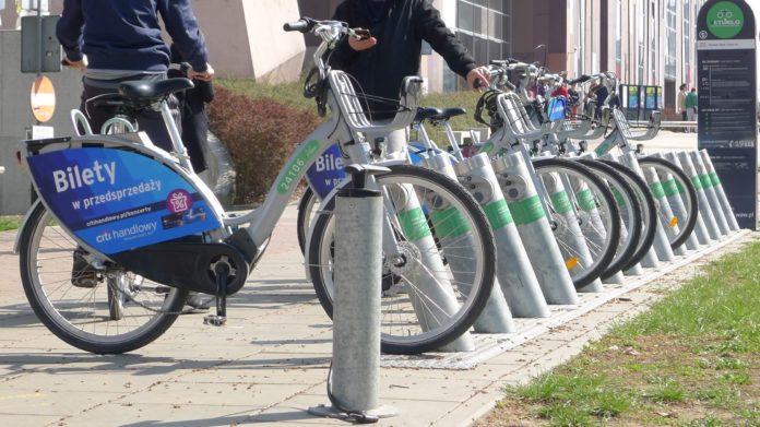 Rowery Polska Bikesharing