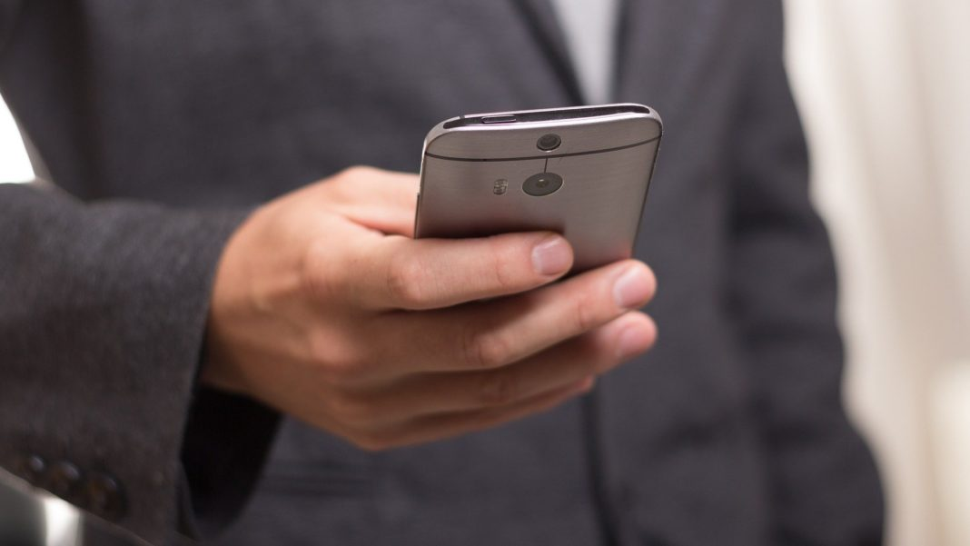 Smartfon płatności