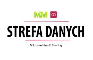 Strefa Danych - mikromobilność w Polsce - sharing