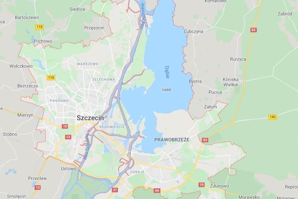 Szczecin hulajnogi Eroller