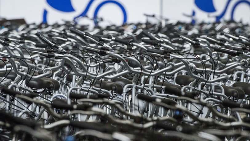 Rowery Nextbike czekają na sezon