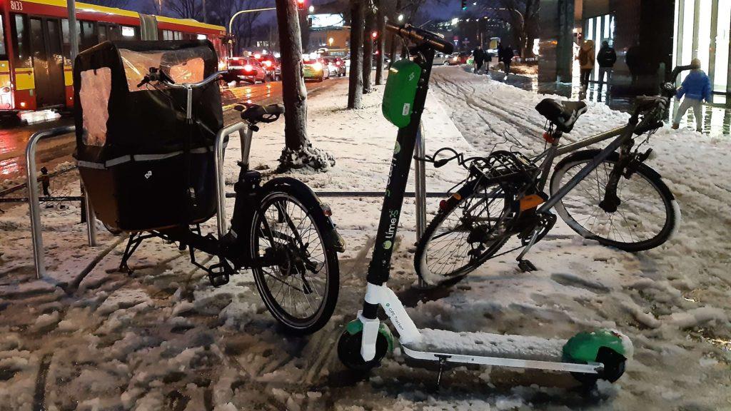 rower mikromobilność UTO