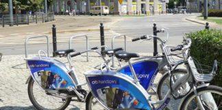 Zakaz rowerów miejskich - apele o cofnięcie