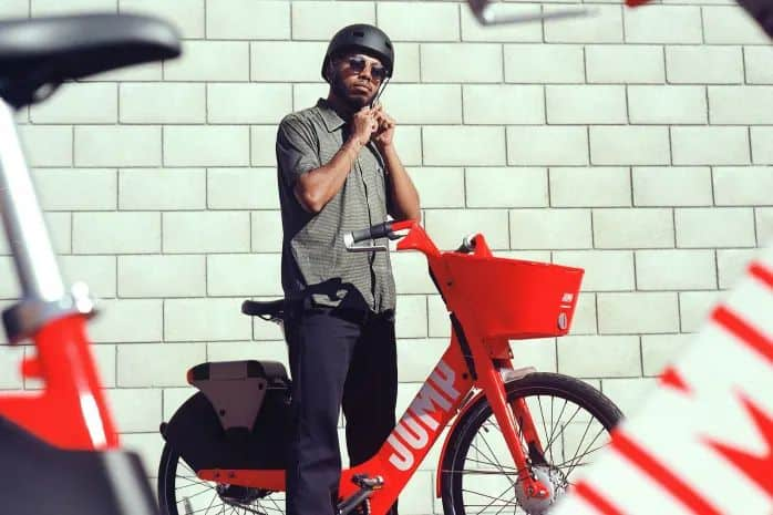 Rower Jump. Uber może wnieść tę markę do Lime
