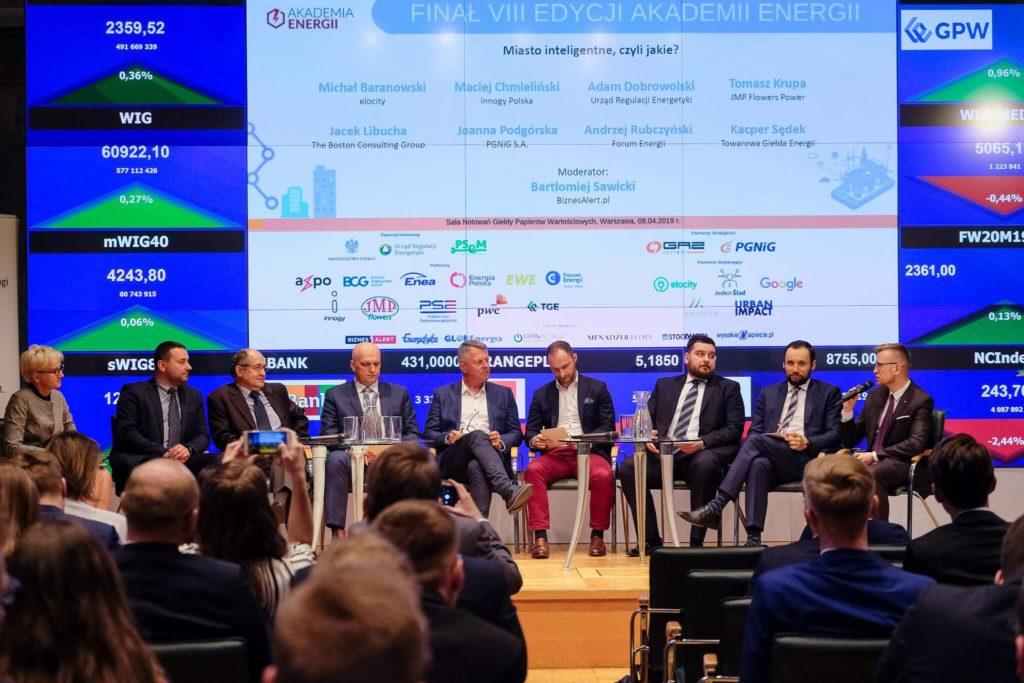 Finał 8. edycji Akademii Energii