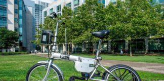 Autonomiczny rower MIT