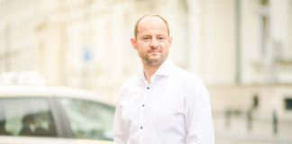 Krzysztof Urban, dyrektor Free Now w Polsce