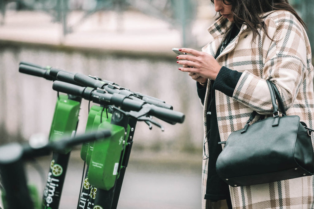 Lime jest wśród zwycięzców przetargu w Paryżu