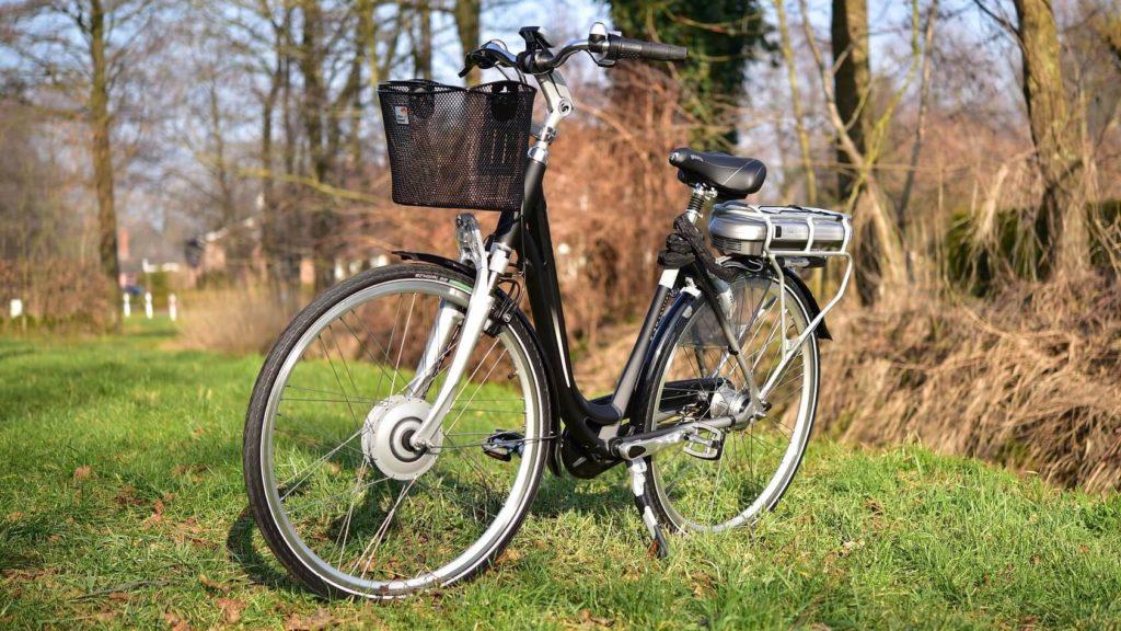 Rower elektryczny dla turystyki - znacznie dalej zajedziesz
