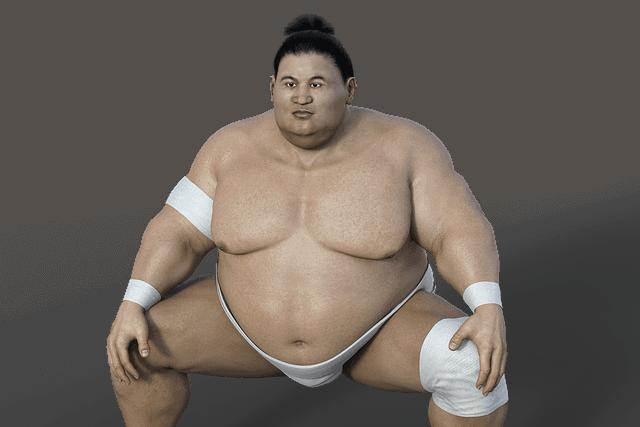 Zapaśnik sumo