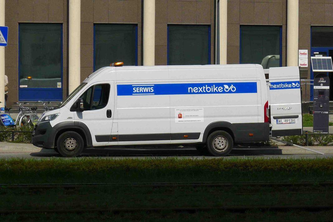 W Nextbike Polska trwa postępowanie układowe