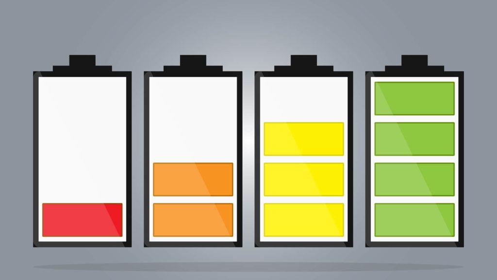 Hulajnoga elektryczna - baterie