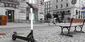Nowa promocja blinkee na hulajnogi dotyczy czterech miast