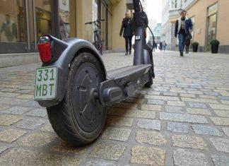 Niemcy - hulajnogi muszą mieć tablicę i ubezpieczenie