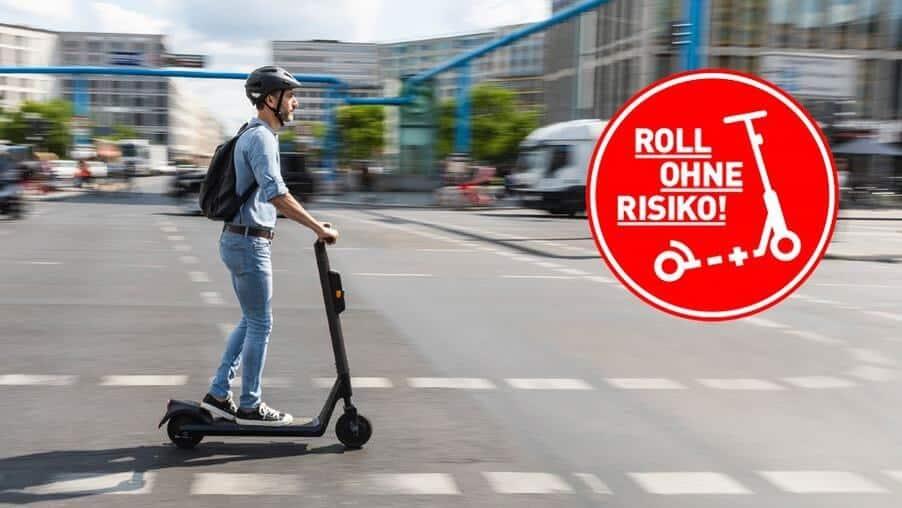 Hulajnogi elektryczne Niemcy dopuścili do ruchu w połowie 2019 roku
