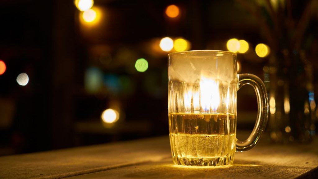 Alkohol nie idzie w parze z hulajnogą