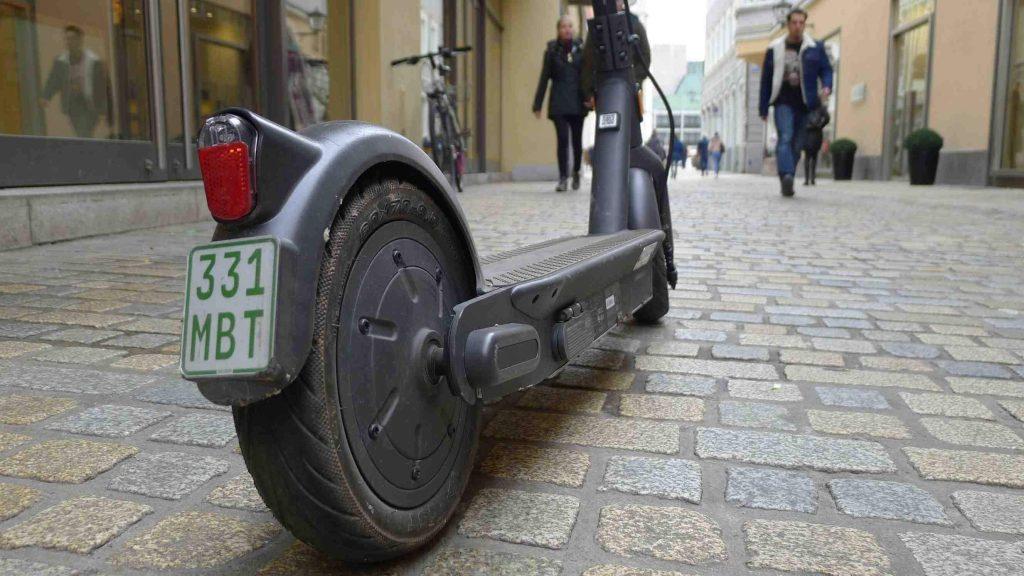 Niemcy: hulajnoga elektryczna musi mieć ubezpieczenie
