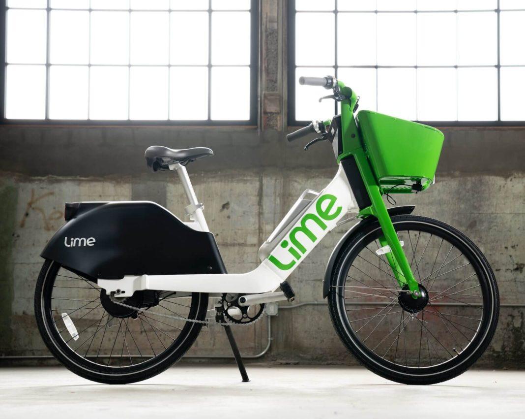 Lime - rower elektryczny, czyli e-bike