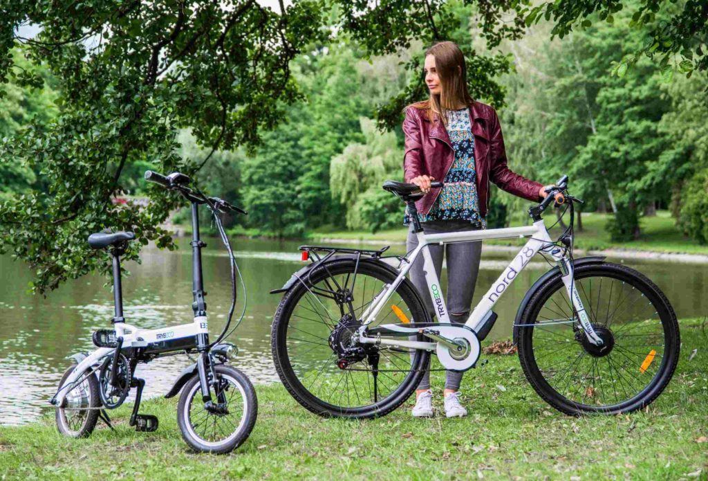 Elektryczne rowery TrybEco