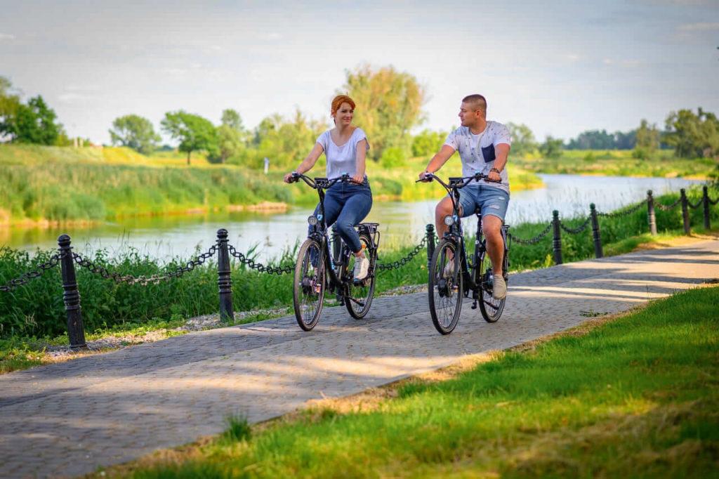 Elektryczne rowery Muvike