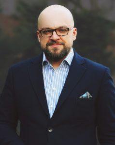 Damian Ziąber - rzecznik UFG